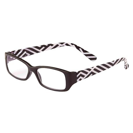 Huxley Reading Glasses - Black