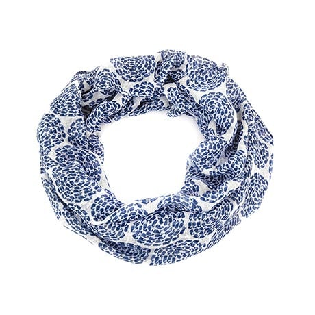 Whale Infinity Scarf