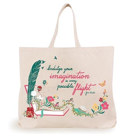 Indulge Your Imagination Tote Bag