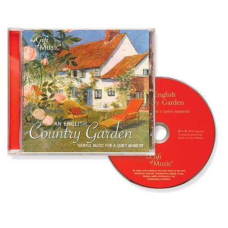 An English Country Garden CD