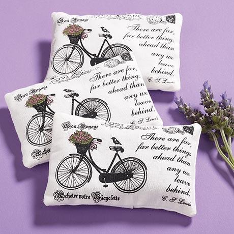 Bicyclette Lavender Sachets