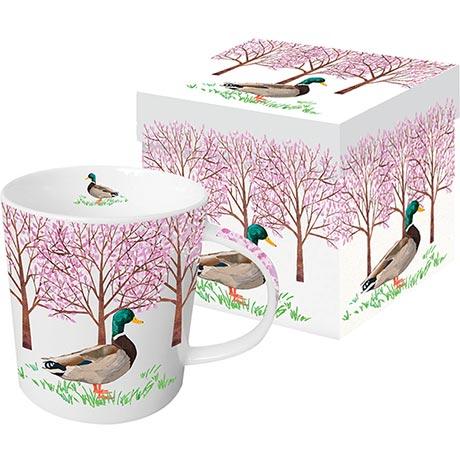 Hyde Park Duck Mug
