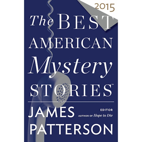 The Best American Mystery Stories 2015