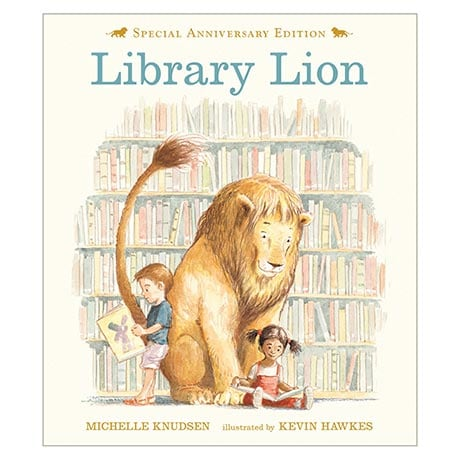 Library Lion: Special Anniversary Edition