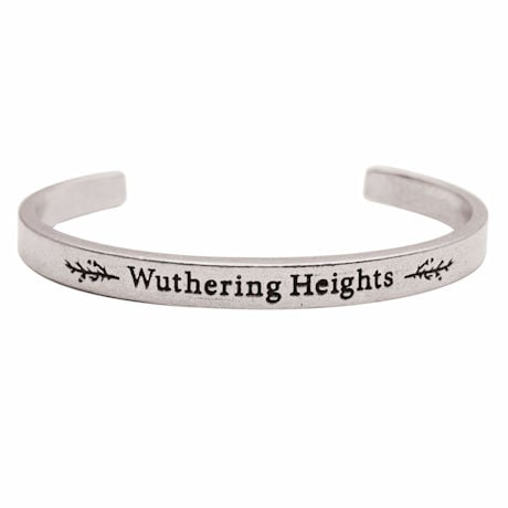 Classic Books Cuff - Wuthering Heights