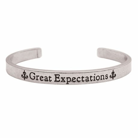 Classic Books Cuff - Great Expectations
