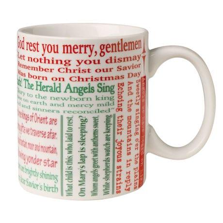 Christmas Carols Mug