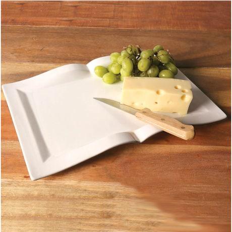 Book Platter