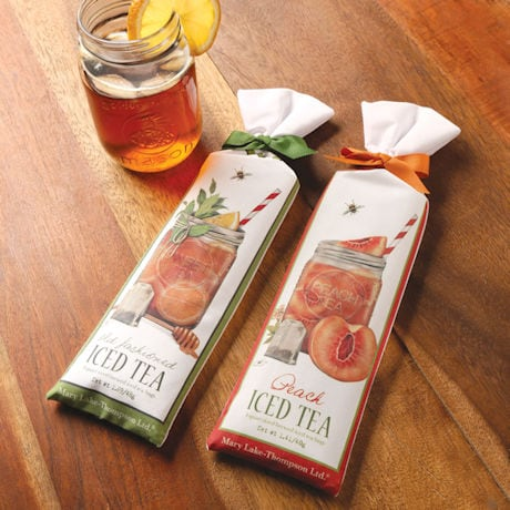 Old Fashioned Iced Tea Pouches - Mint with Honey
