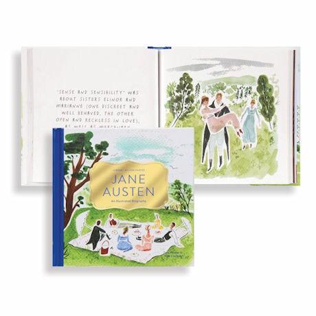 Library of Luminaries: Jane Austen