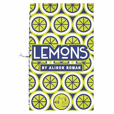 Short Stack Cookbooks - Lemons