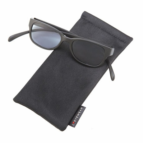 High-Magnification Sunglass readers: Black