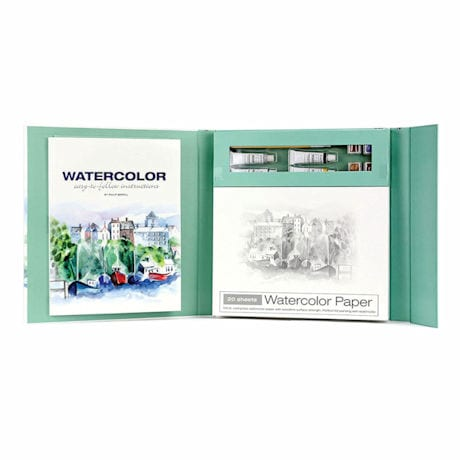 Watercolor the Easy Way