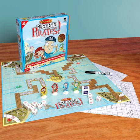 Word Pirates! Board Game