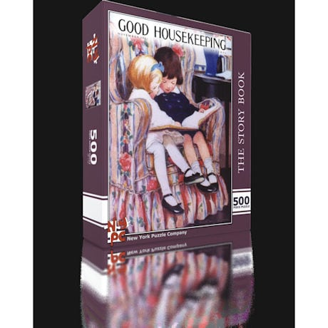 Little Readers <i>Good Housekeeping</i> Puzzle