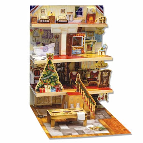 <i>The Night Before Christmas</i> Pop-Up Advent Calendar