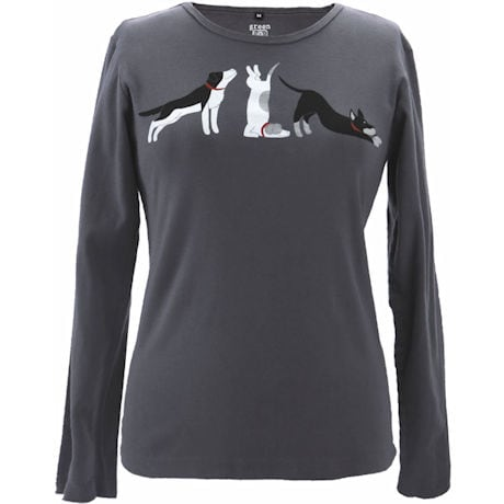 Yoga Pose Dogs Shirt