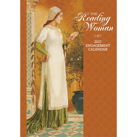 2017 Reading Woman Engagement Calendar