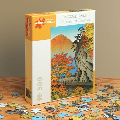 <i>Autumn at Saruiwa</i> Puzzle