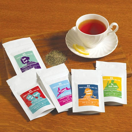 Literary Tea Collection Sample Set