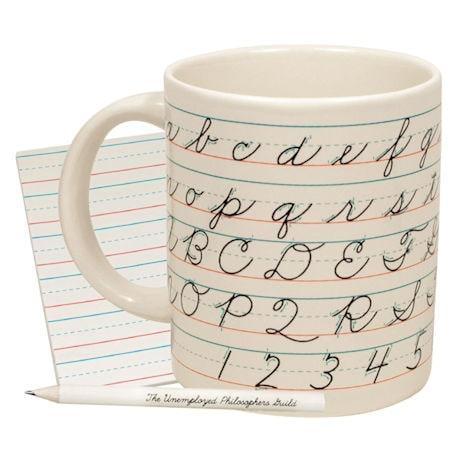 The Lost Art of Penmanship Mug