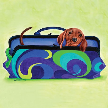 Rare Breed Coasters - Dachshund