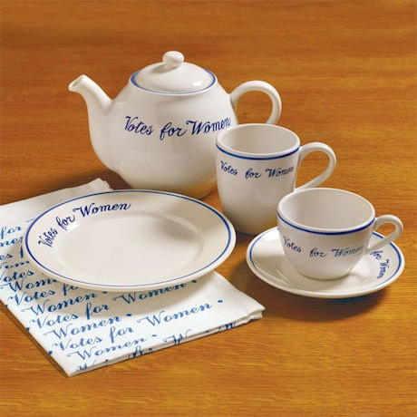 "The ""Votes for Women"" Collection - Lunch Plate"