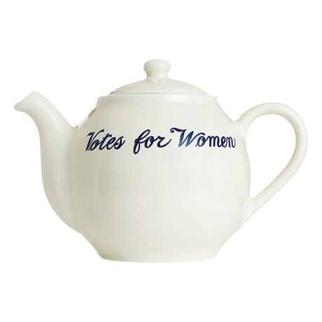 "The ""Votes for Women"" Collection - Teapot"