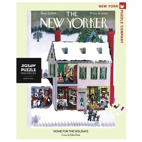 Home for the Holidays Puzzle