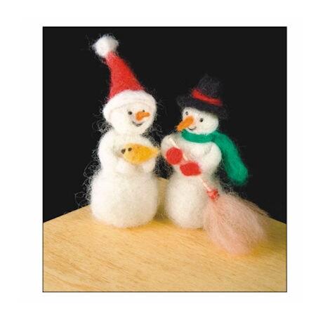 Woolpets: Snowmen