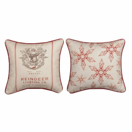 Holiday & Co. Pillows
