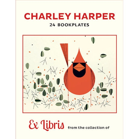 Charley Harper Bookplates