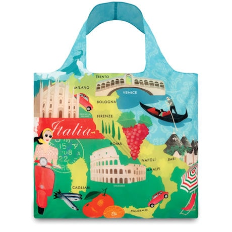 World Destinations Reusable Totes
