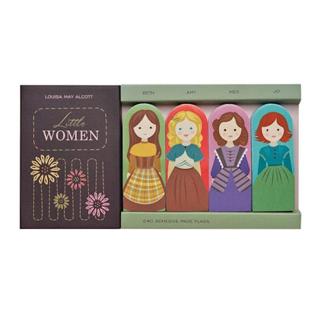 Classic Character Sticky Notes - <i>Little Women</i>