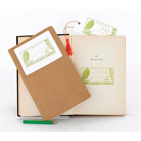 Custom Book Plate Kit