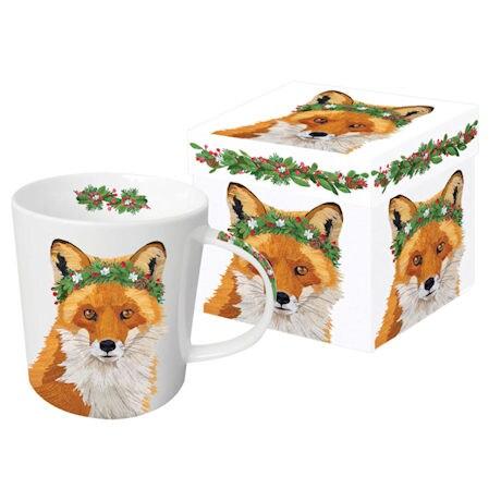 Glacier Fox Mug