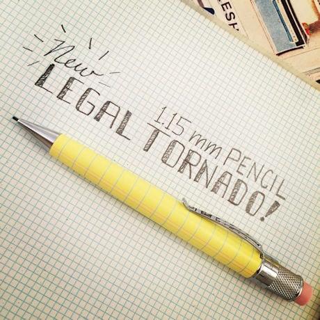 Legal Pencil