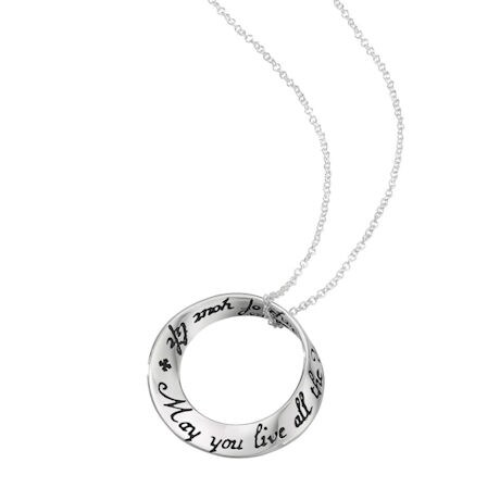 Live All the Days Necklace
