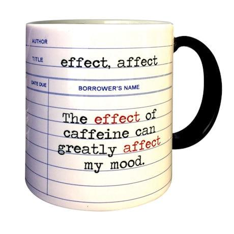 Effect, Affect Mug