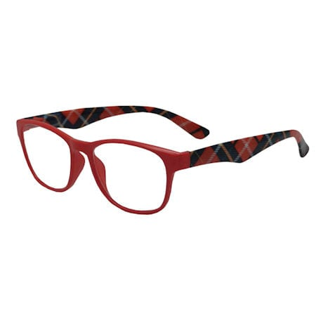 Red Flannel Readers
