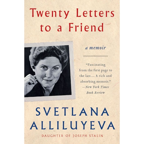 Twenty Letters to a Friend: A Memoir