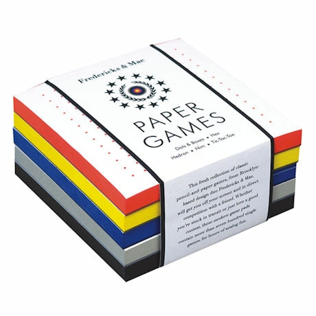 Paper Games