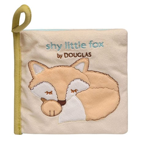Shy Little Fox Soft Book