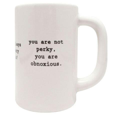 Intervention-ware Mug