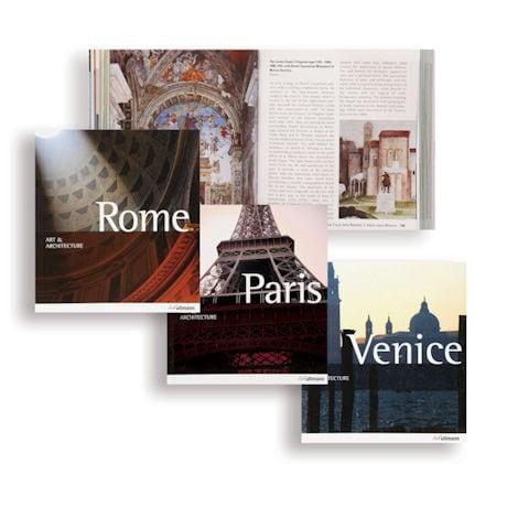Art and Architecture Guides - Paris