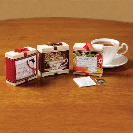Tea Boxes - English Breakfast