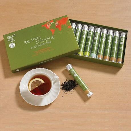 Teas of the World Sampler Set