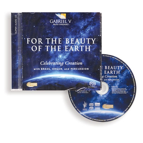 For the Beauty of the Earth CD
