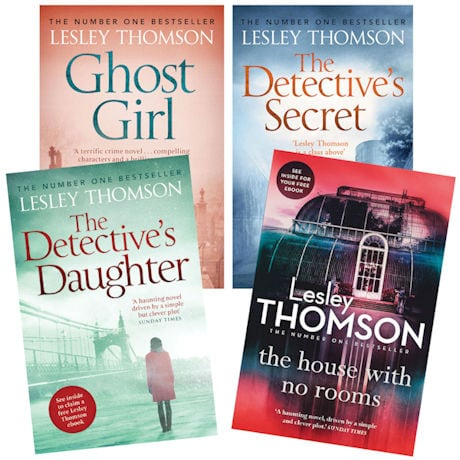 The Detective's Daughter Series