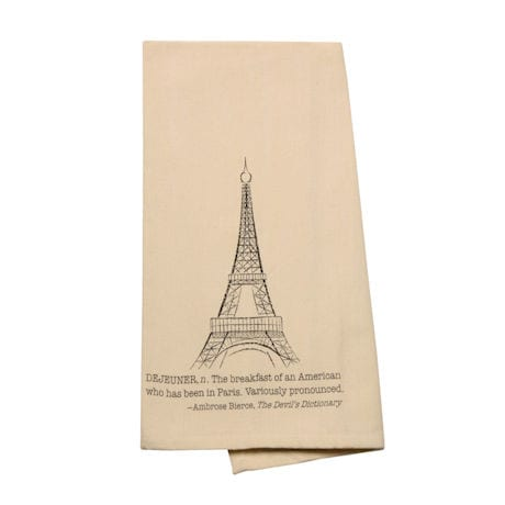Dejeuner Tea Towel